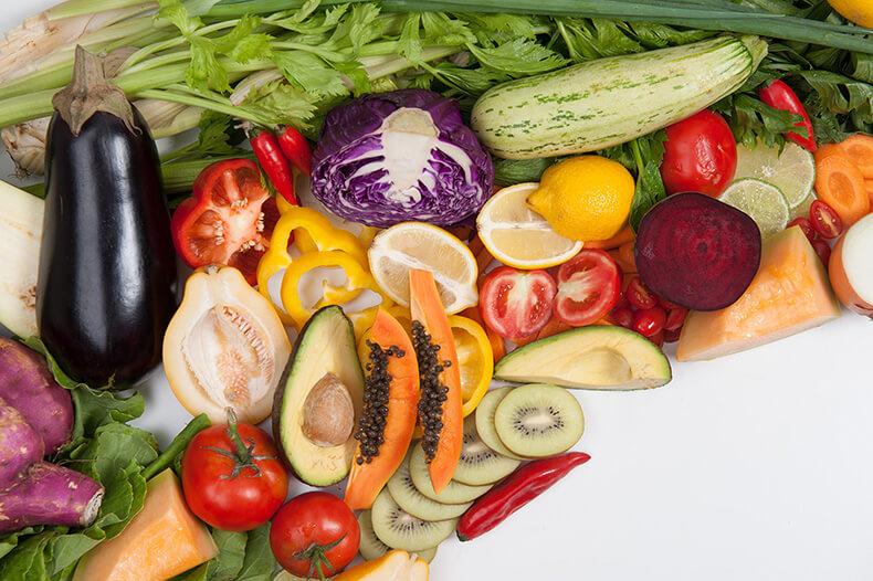 Alimentos, Nutrientes