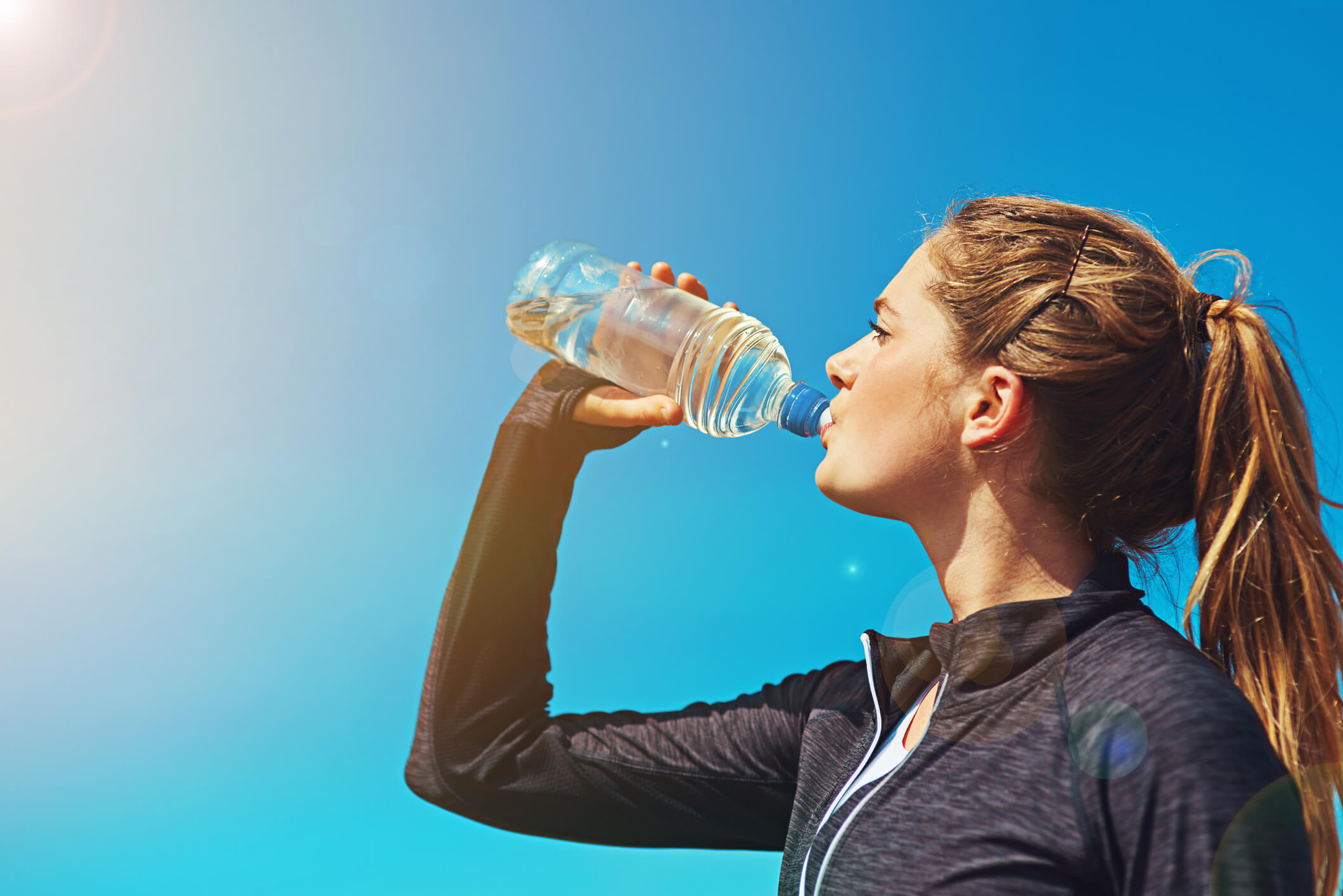 como se manter hidratado
