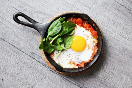 café da manhã proteico