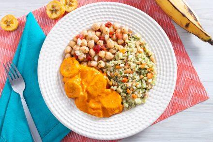dieta vegetariana e performance física