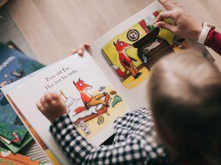 como desenvolver o hábito de ler nas crianças