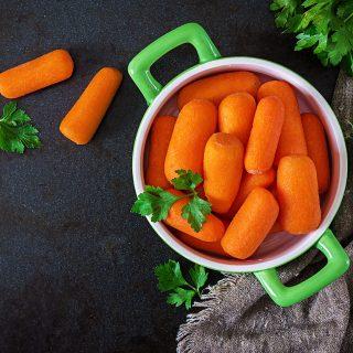 textura ideal para alimentação da criança