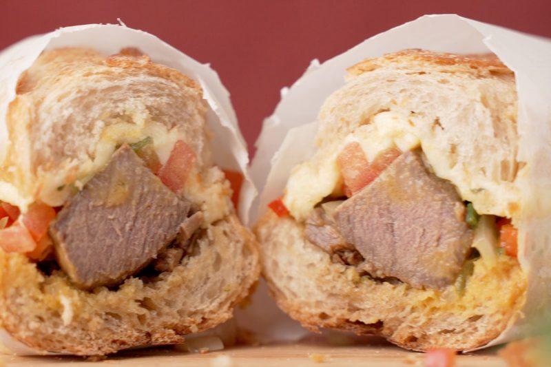 sanduiche de file mignon