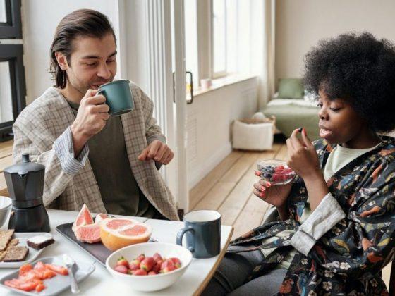 Alimentação saudável e expectativa de vida