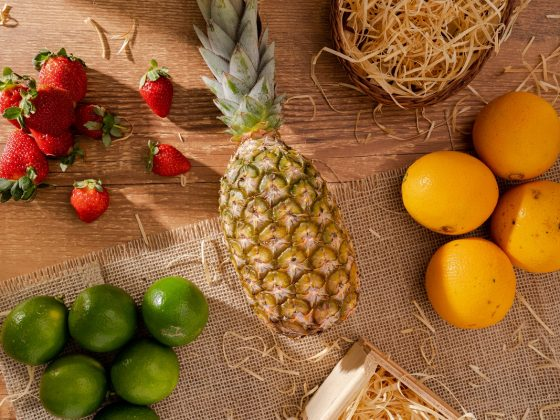 ingredientes orgânicos