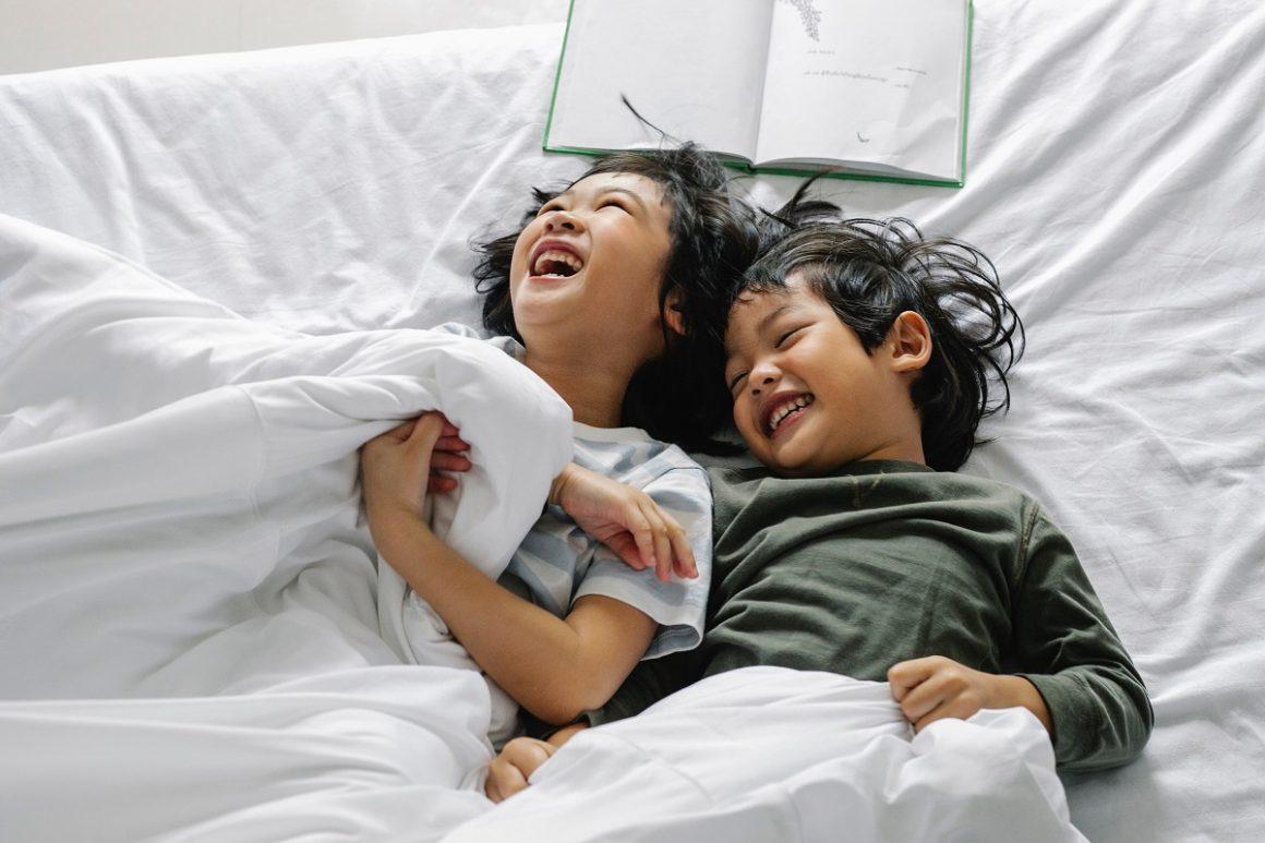 higiene do sono crianças