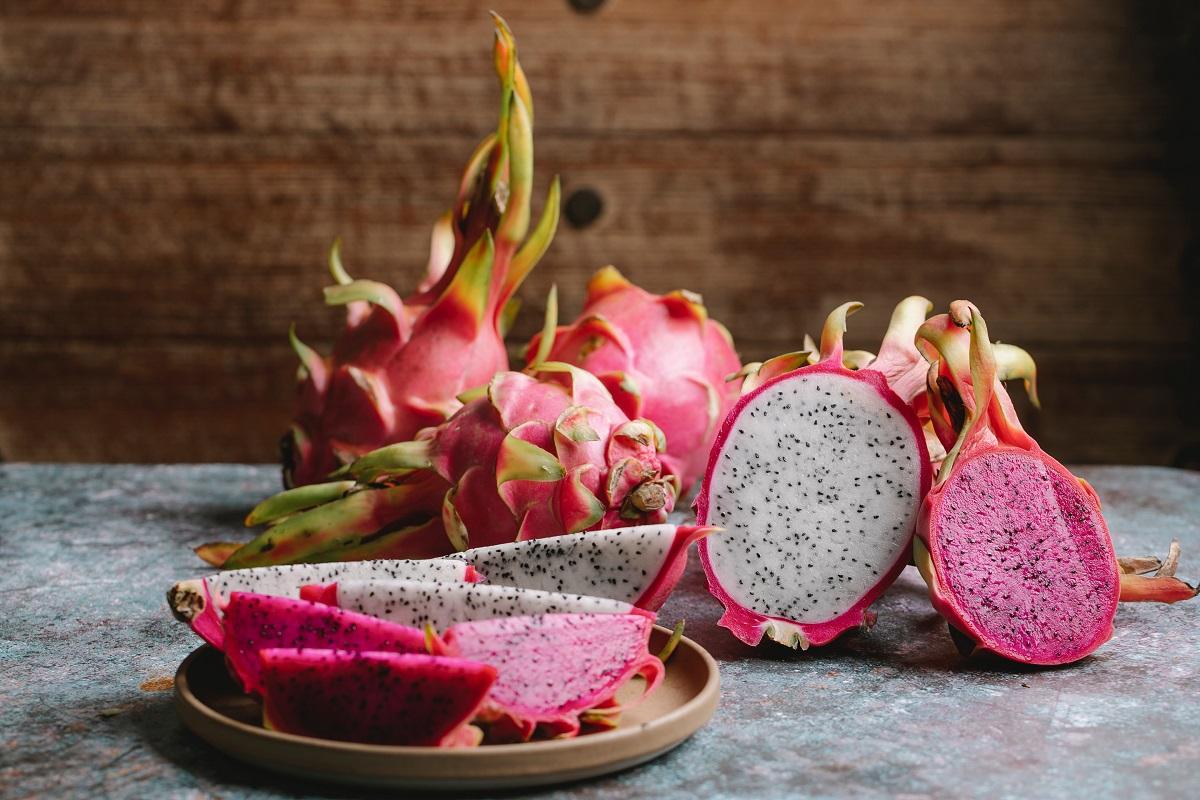 como comer pitaya