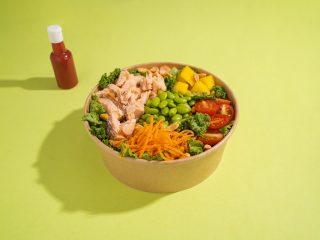 delivery de comida saudável