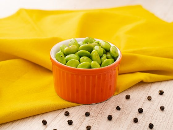 edamame é um dos alimentos que substituem o feijão