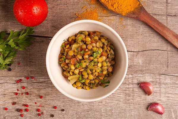 lentilha entre alimentos que substituem o feijão