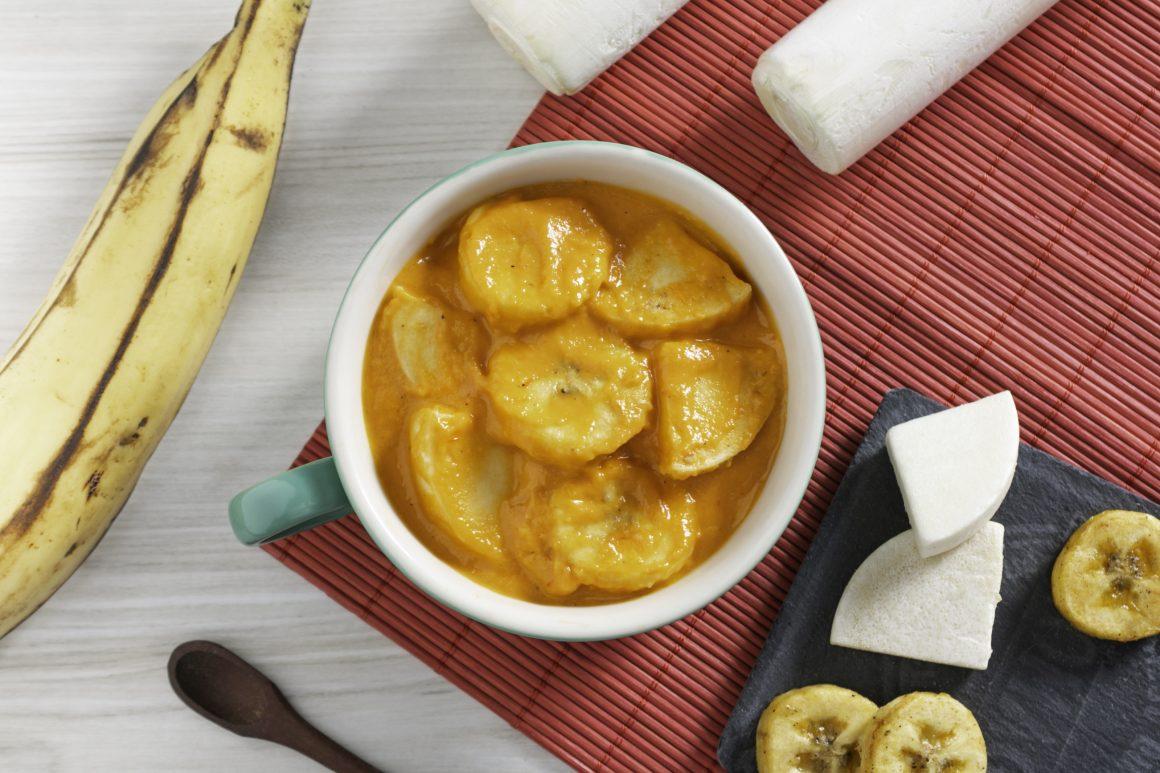 receitas com banana para fazer em casa