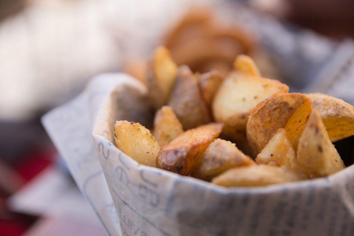 receitas para airfryer com batata